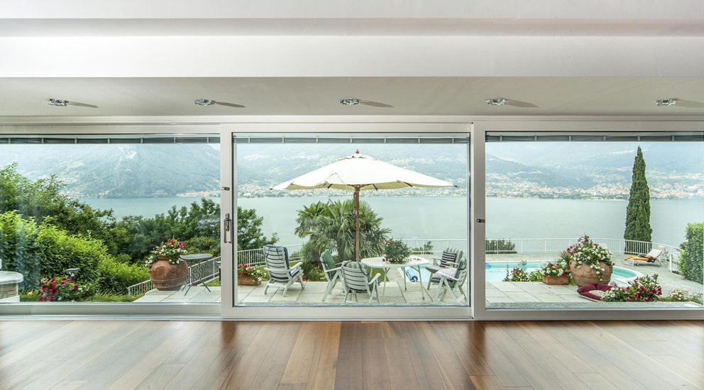 Villa sul lago: Immagine